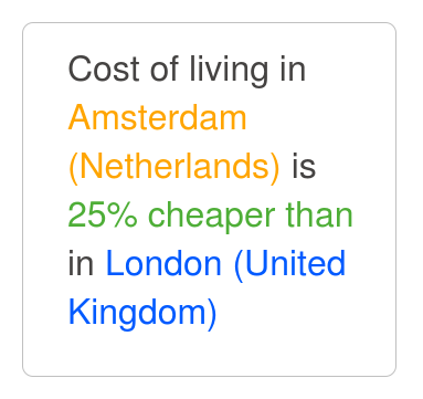 Cost Of Living Rugby Uk Cost of Living in United Kingdom Prices